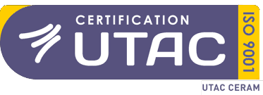 Logo certification UTAC